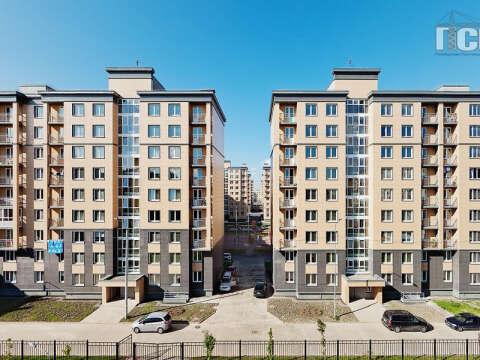 Жилой квартал Славянка